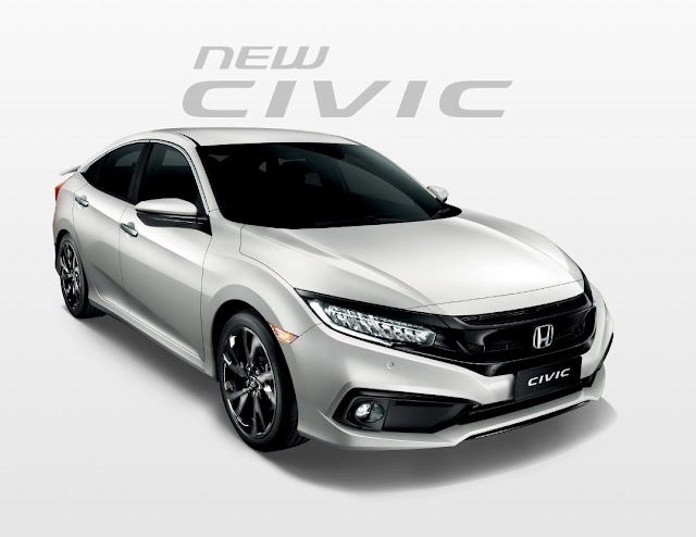 Honda launch Diseal Civic in BS6 norms.