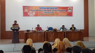 KPM Di Kabupaten Cirebon Tahun 2020 Naik Menjadi 150 Ribu