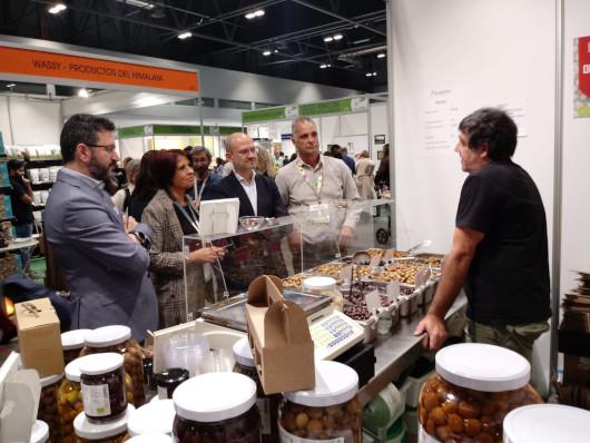 La Feria de Biocultura destaca la apuesta por la producción ecológica en la Comunitat Valenciana y destaca el papel del CAECV