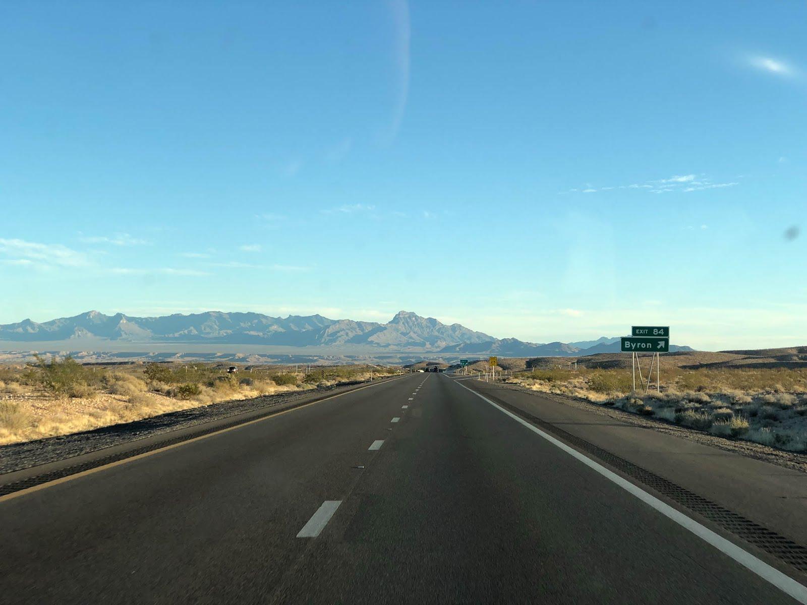 Moapa Peak In The Nevada Mormon Mountains - First Church of