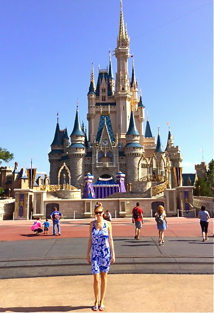 Magic Kingdom Lilly Pulitzer Dress Disney