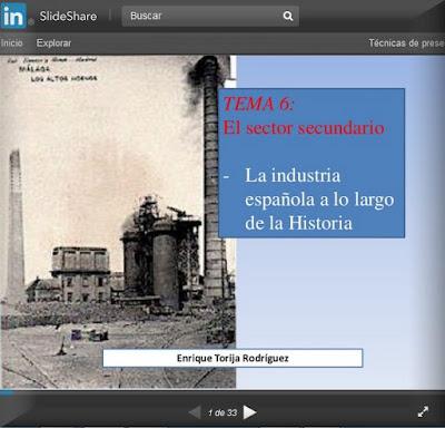 https://es.slideshare.net/etorija82/tema-6-industria-espaola-en-la-historia