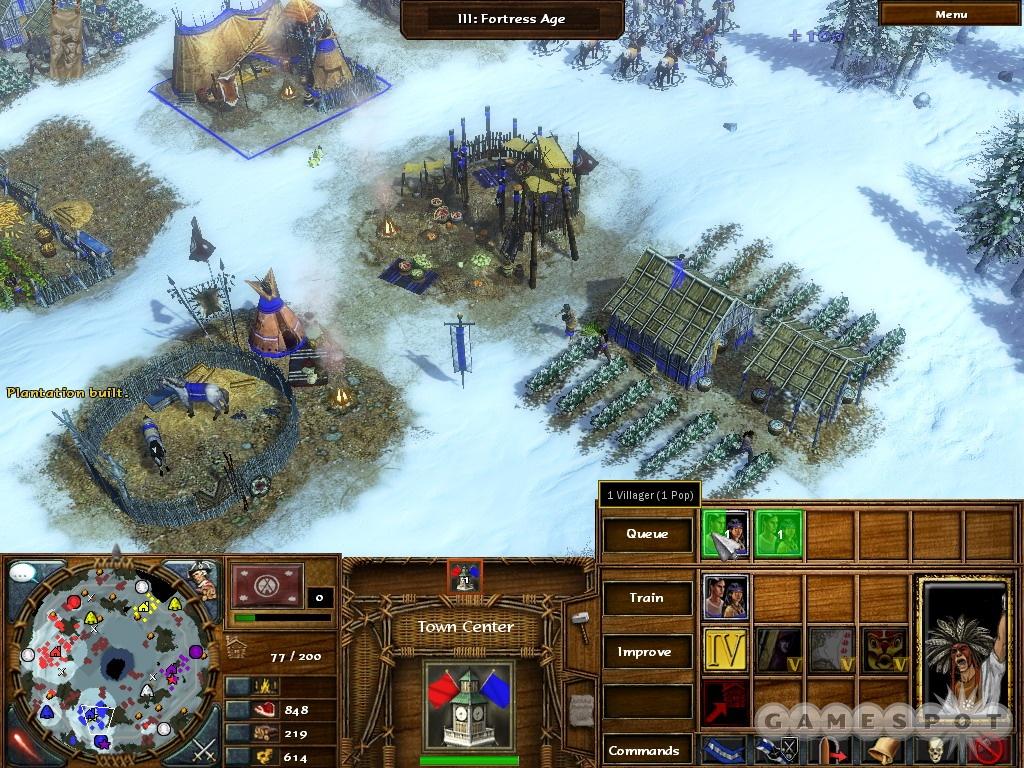 ... bản mở rộng với khá nhiều nâng cấp đáng ghi nhận. Nhanh tay tải ngay Age  of Empires III: The WarChiefs về máy và thưởng thức bạn nhé. Key cài đặt: