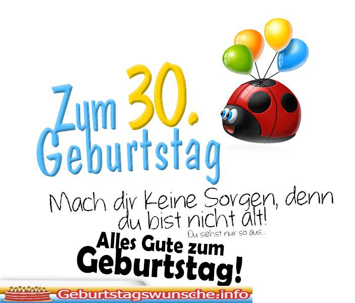 Gluckwunsche Zum 30 Geburtstag Frau Kostenlos Beste Geschenke