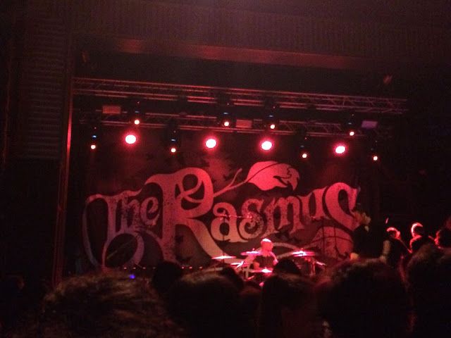 The Rasmus, Manchester Academy, 23/10/2018