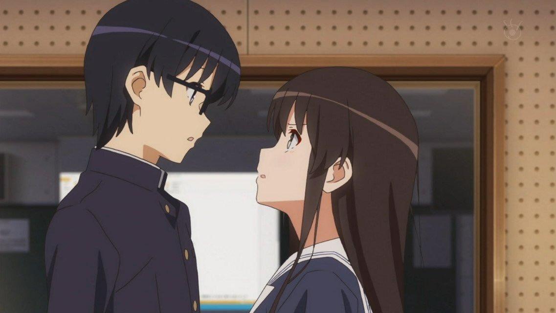anime about otaku life