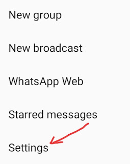 WhatsApp Pe Wallpaper Kaise Lagaye