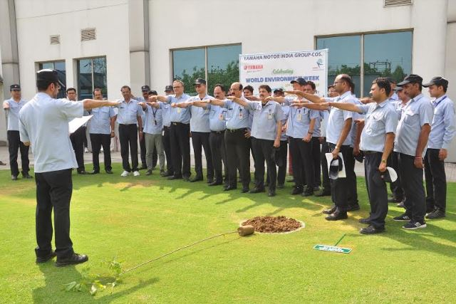 Yamaha reiterates its commitment for a healthy ecosystem through its eco-friendly products and eco-friendly processes