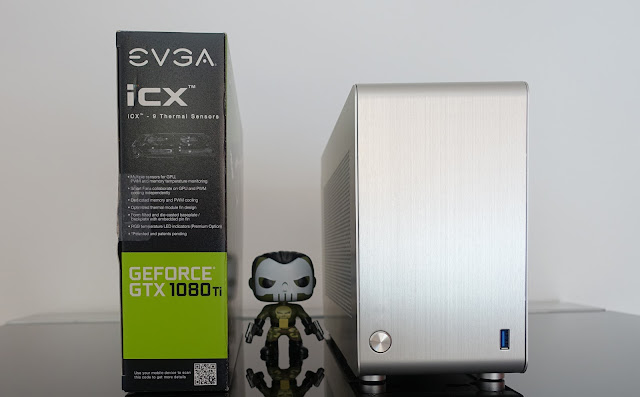 PC SFF, tamaño de la caja DAN A4-SFX