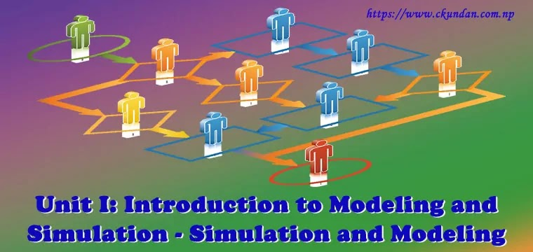 Introduction to Modeling and Simulation - Simulation and Modeling