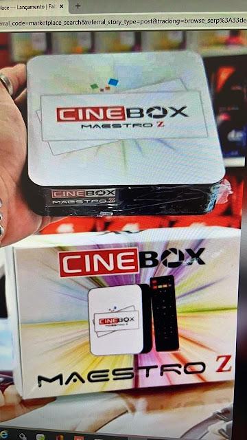 Cinebox Maestro Z Clone