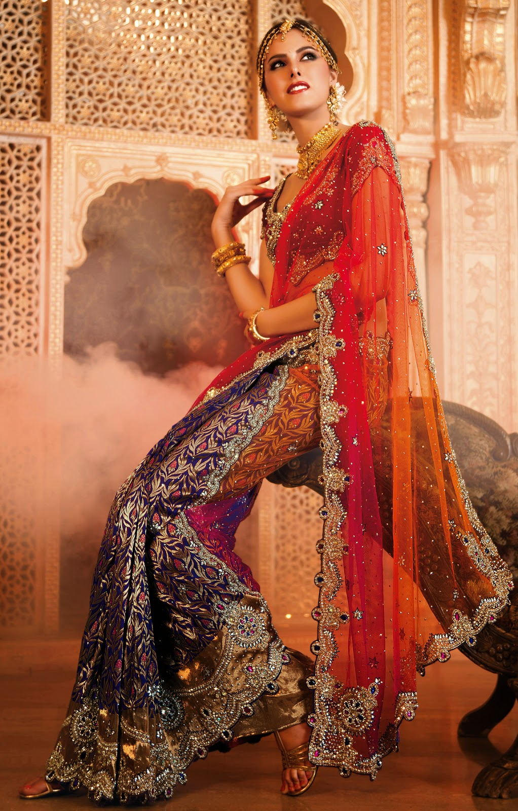 Buy Sarees Online: Best Sarees Of India In 2014