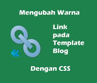 Solusi HyperLink Template Newser Free Version Warna Hitam dan Cara Mengubah Warna Tulisan Link HTML