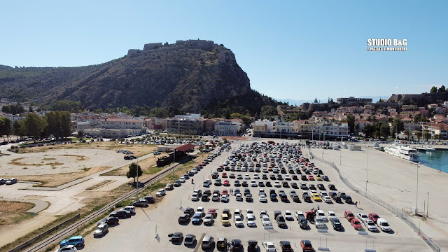 Το Ναύπλιο πόλος έλξης για χιλιάδες επισκέπτες και τον Οκτώβριο