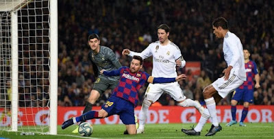 نتائج مباريات الثلاثة الكبار في الدوري الإسباني
