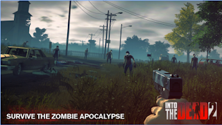 Into The Dead 2 MOD Apk Data Obb [LAST VERSION] - Free Download Android Game
