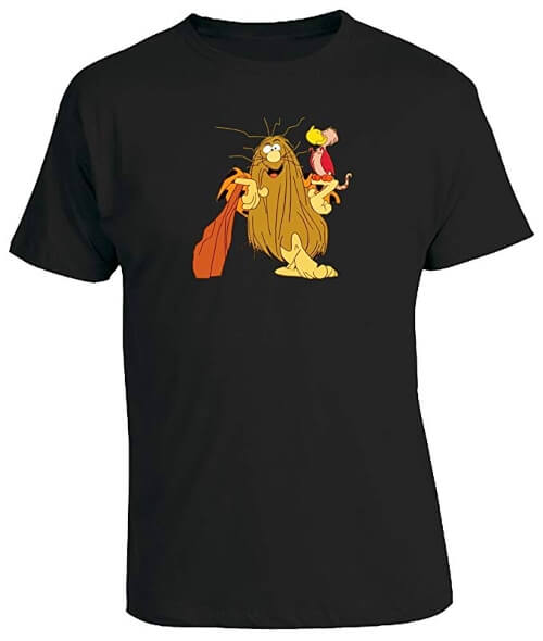Captain Caveman T-shirt for Men