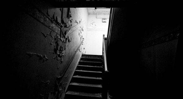 anak tangga rumah