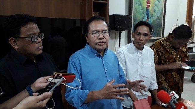 Rizal Ramli Ungkap Hubungannya dengan TNI dan Maunya Gus Dur ke Polisi