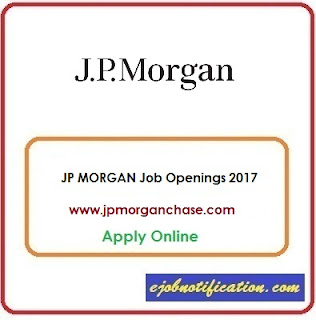 JP MORGAN Hiring Database Application Developer Jobs in Bangalore Apply Online