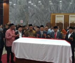 Chaidir Djafar Senator dari Maluku Utara Wafat, DPD RI Berduka