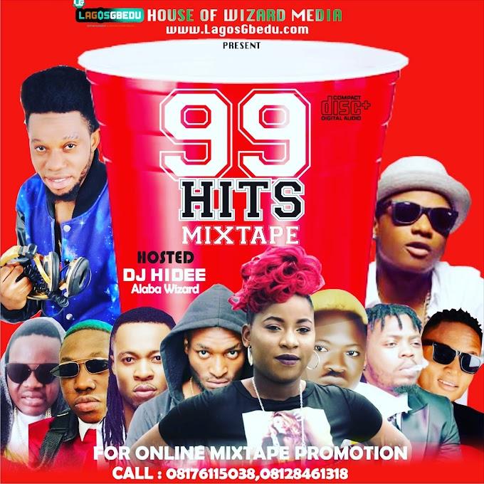 [Mixtape] DJ HIDEE 99 HITS MIXTAPE