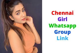 Chennai Girls Whatsapp Group Link