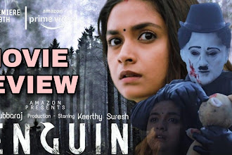 Penguin movie review  - Amazon's new direct OTT disappoints every thriller fan | Keerthy Suresh