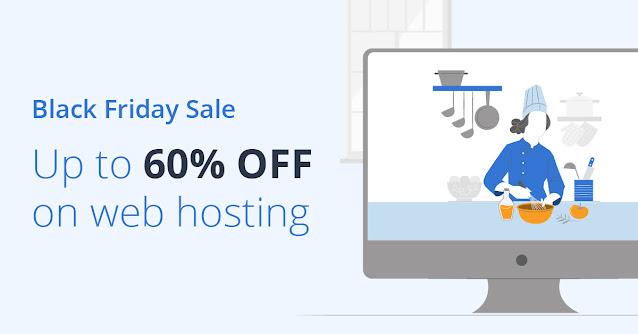 Black Friday Deals on Bluehost Wordpress Web Hosting Services