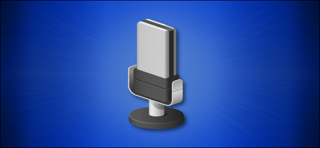 Windows 10 Microphone Icon Hero