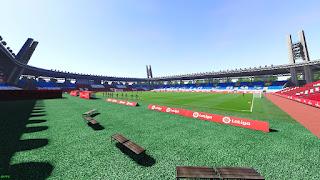 Estadio de los Juegos Mediterráneos (Estádio Mediterráneo)