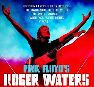 Rogers Waters (Ex Pink Floyd) en concierto a Colombia, Bogotá