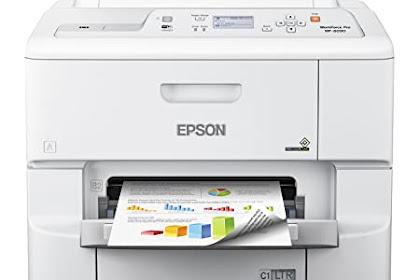 Epson Workforce Pro WF-6090 Printer Drivers Download