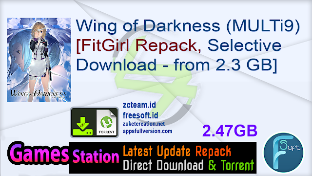 Wing of Darkness (MULTi9) [FitGirl Repack, Selective Download – from 2.3 GB]