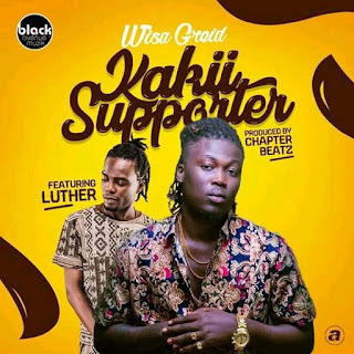Wisa Greid - Kakii Supporter Ft. Luther (Prod. By Chapter Beatz)