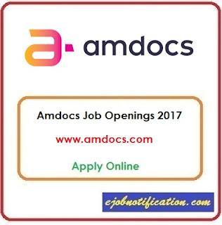 Amdocs Hiring Software Developer Jobs in Pune Apply Online