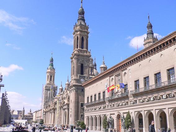 Zaragoza. 6 rutas lowcost en coche
