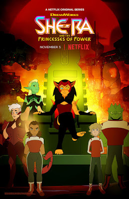 She Ra And The Princesses Of Power Season 4 Poster 2