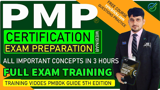 Complete PMBOK 6 Edition Guide is Explained Practically and Logically in 2 hours