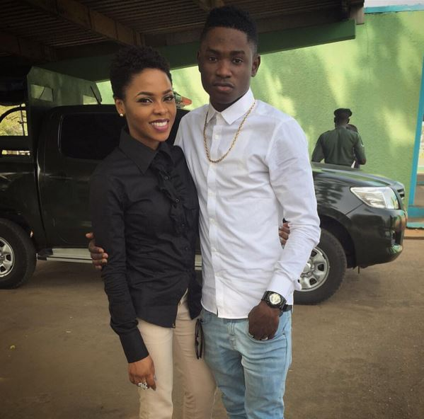 Chidinma and flavour dating advice