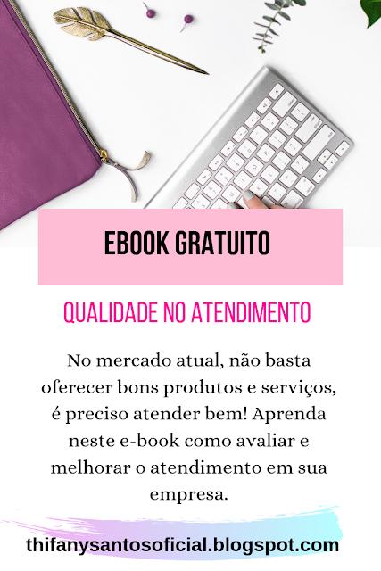 E-book Qualidade no Atendimento