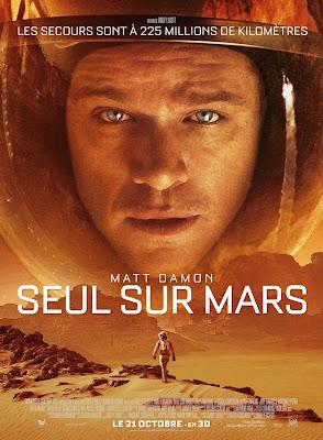 Chronique | Seul sur Mars
