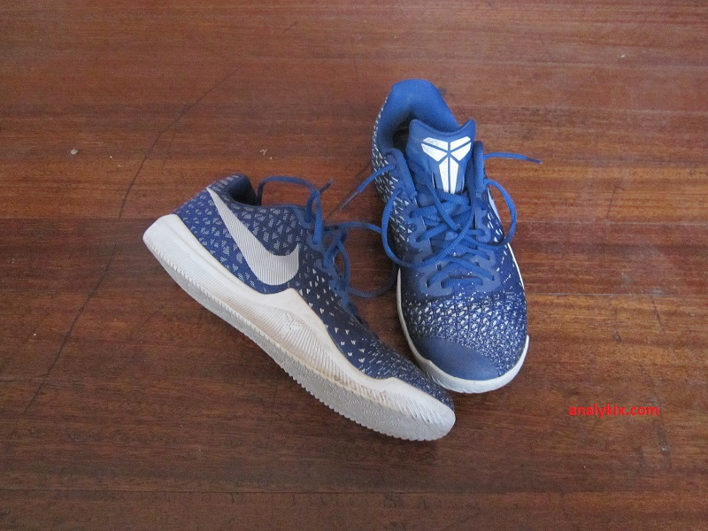 premium selection 90d67 5dda3 Performance Review Nike Mamba Instinct  Analykix