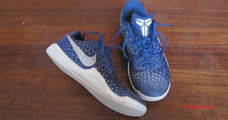 Performance Review Nike Mamba Instinct Analykix