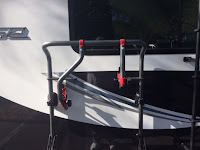 2018.5 Winnebago Fuse bike rack 3