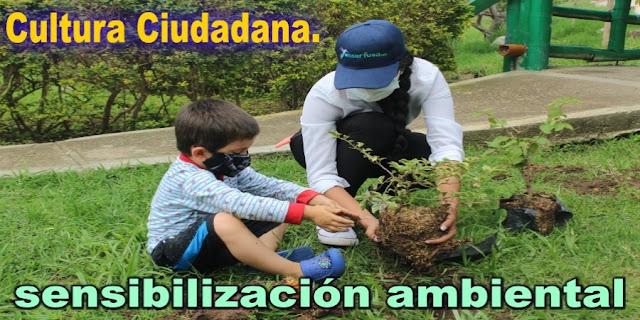 EMSERFUSA E.S.P. adelanta campañas de sensibilización ambiental a través de su grupo de Cultura Ciu