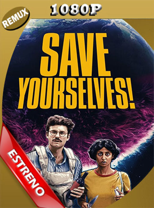 Save Yourselves! (Desconectados) (2020) REMUX 1080p Latino  [GoogleDrive] Tomyly