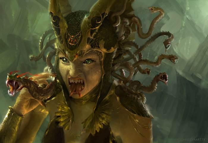 Quem Eram as Irmãs Górgonas da Mitologia Grega?