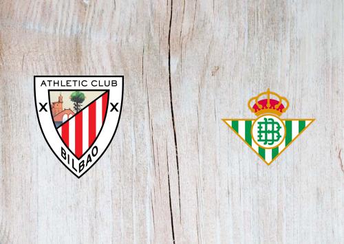 Athletic Club vs Real Betis