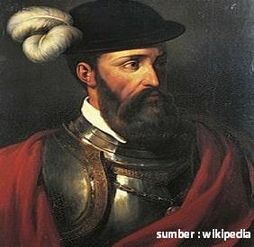 Francisco Pizzaro - Tokoh Penjelajah Samudra Dari Spanyol